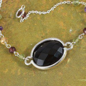 Multi-Gemstone Bracelet   Bracelet